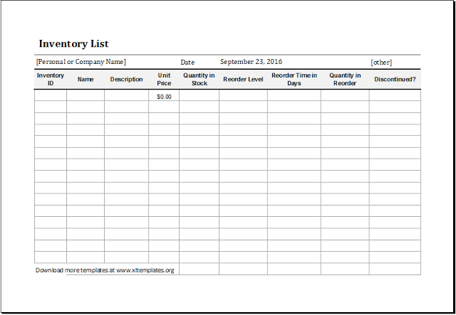 Full Size of Accounting Forms Templates Business Activity Plan Template Assets Food Inventory
