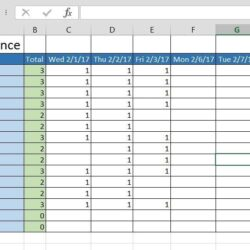 Accounting Spreadsheet Examples Business Spreadsheets Free Blank Printable Nursing Home Attendance Sheet In Excel