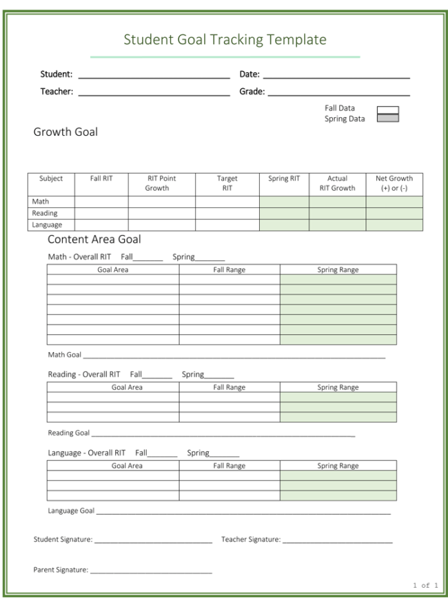 Full Size of Ambit Business Cards Template Analysis For Animation Goal Tracker