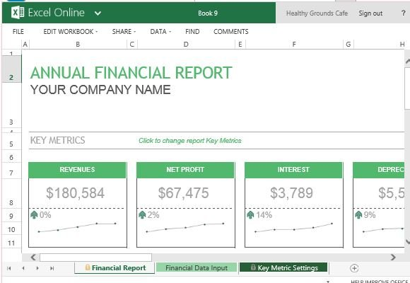Full Size of Annual Financial Report Template For Excel Templates Professionally Designed Reports Rag Spreadsheet