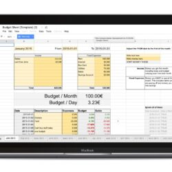 Best Free Google Sheets Budget Templates Of Monthly Template Reddit Student Financial Spreadsheet