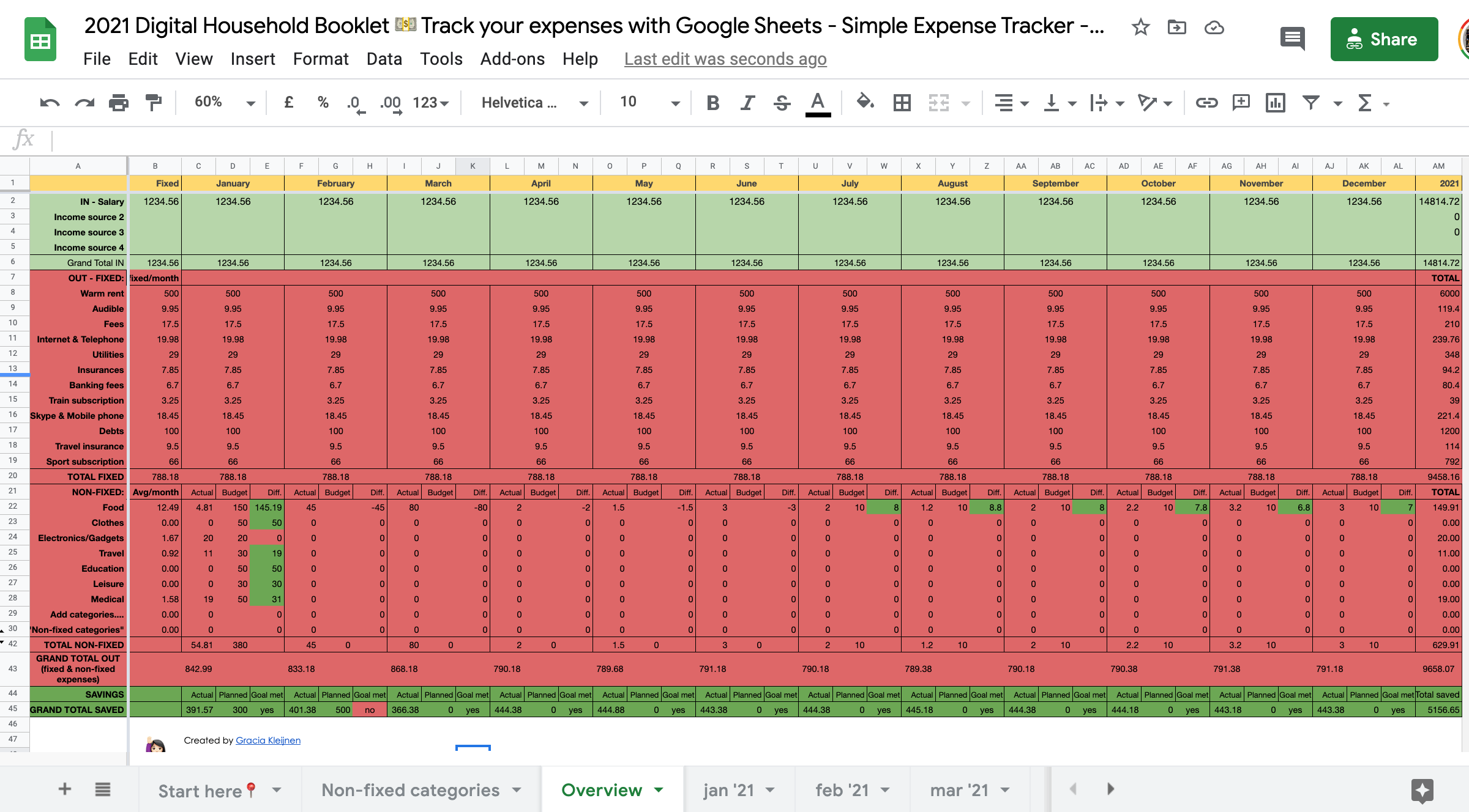 Full Size of Budget Spreadsheet Business Software Free Monthly Google Sheets