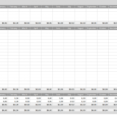 Budget Spreadsheet Monthly Template Excel Dave Ramsey