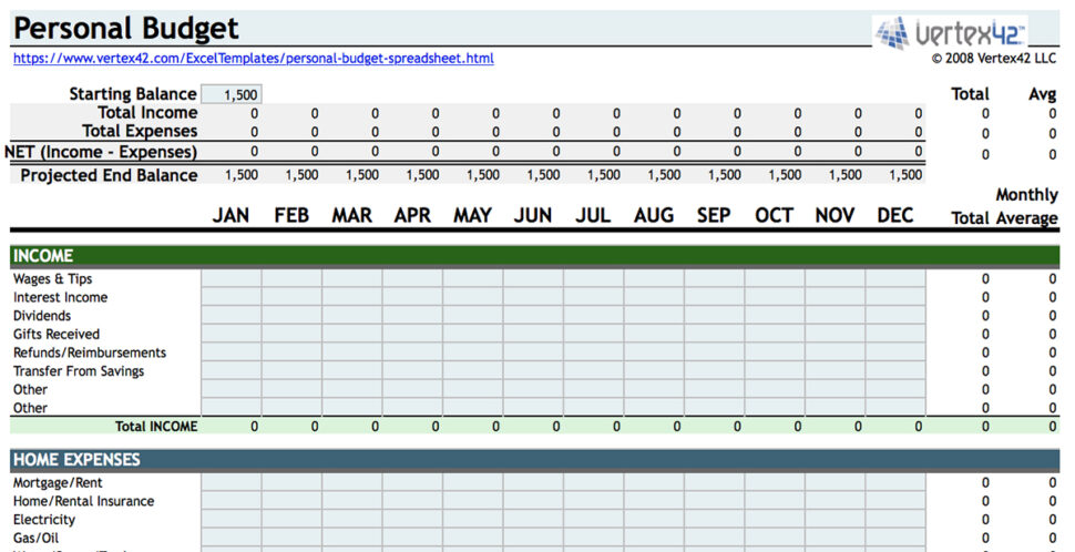 Large Size of Budget Spreadsheet Small Business Income And Expenses Template For Make A