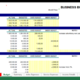 Thumbnail Size of Budget Templates For Small Business Powerpoint Slide Free Brochure Template