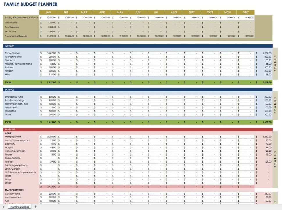 Large Size of Business Document Templates For Cards Psd Template Finance Schedule