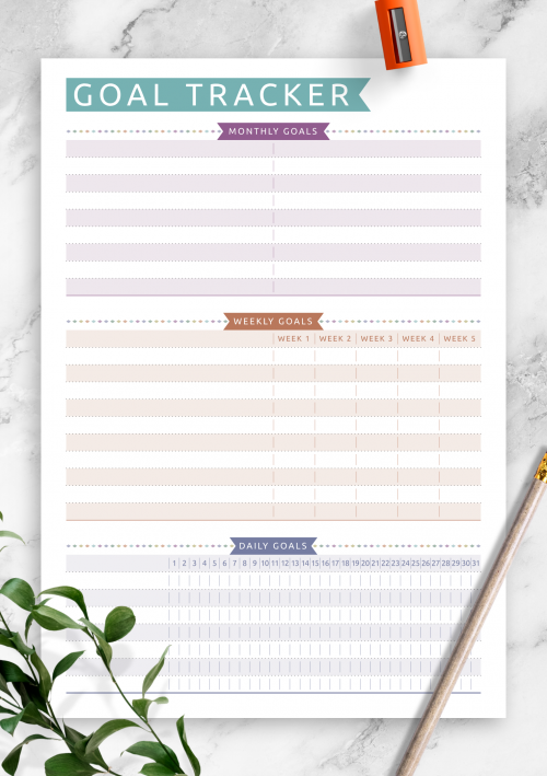 Full Size of Business Card Template Yarn Shop Plan 10 Page Goal Tracker