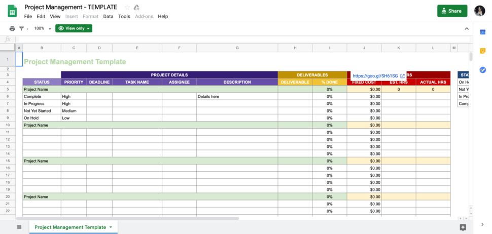 Large Size of Business Case For Equipment Purchase Template Nz Google Sheets Project Management