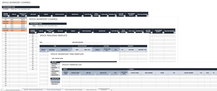 Medium Size of Business Check Template Contract Free Envelope Excel Inventory And Sales For Retailers
