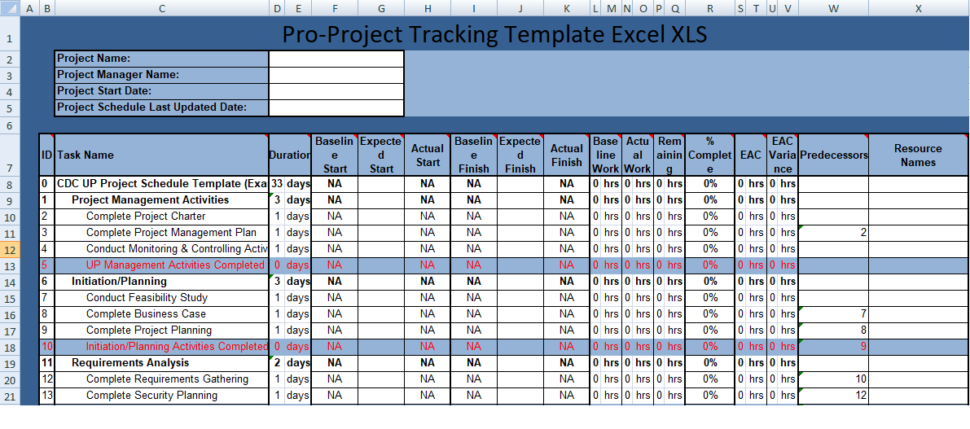 Large Size of Business Review Template Ppt One Page Simple Plan Free Multiple Project Tracking Excel