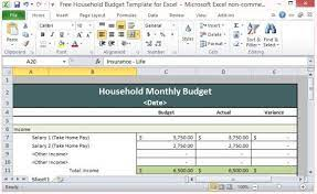 Full Size of Business Source 26102 Template 26116 Household Budget Excel