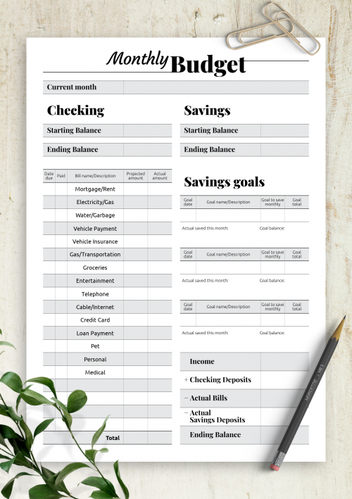 Full Size of Free Business Plan Template Pages Proforma Proposal Financial Budget