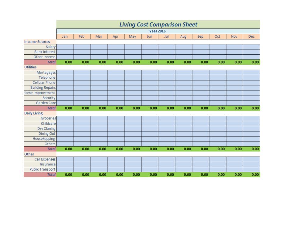 Large Size of Calculation Spreadsheet Investment Property Calculator Excel Retirement Templates