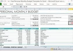 Calculator Or Spreadsheet Compressor Calculation Time Free Excel Budget Template