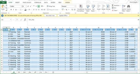 Create Excel Reports Report Templates New Sheet View Save In Template For Budget Tracking Spreadsheet