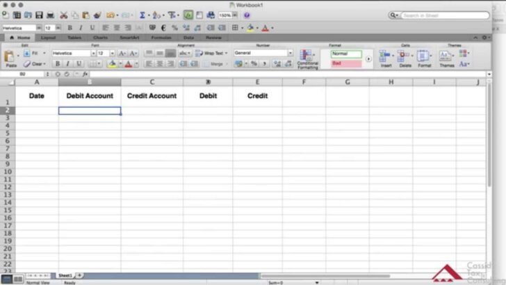 Medium Size of Create General Ledger Using Excel Software In Employee Spreadsheet Template Literary