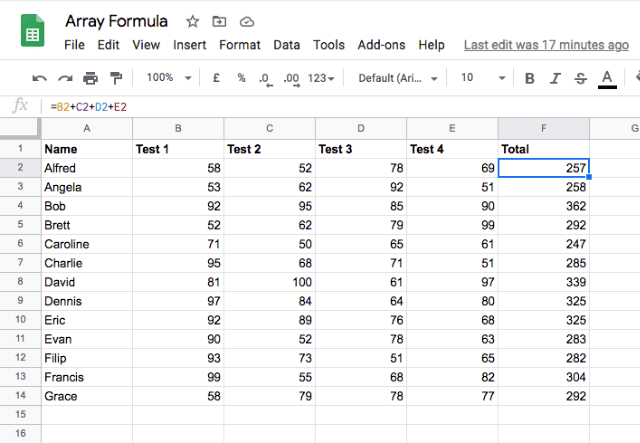 Full Size of Donation Value Guide 2016 Spreadsheet Sample Excel With Data Google Sheets Arrayformula