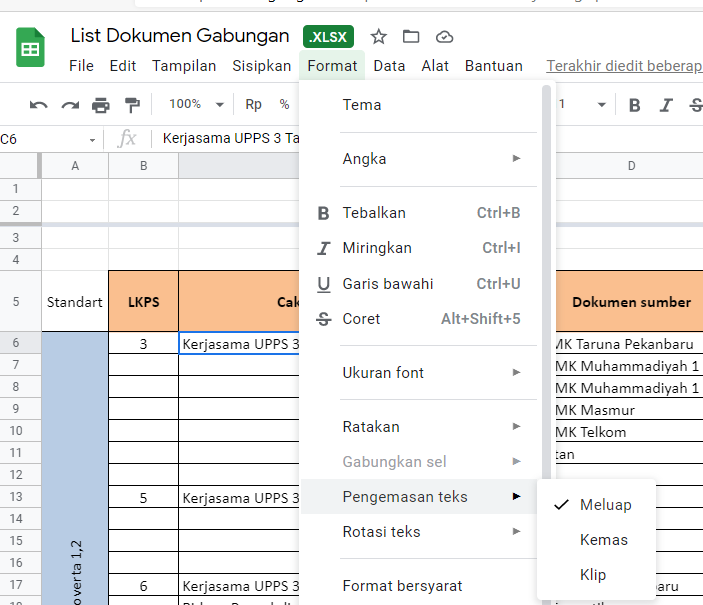 Full Size of Excel Hair Salon Inventory Spreadsheet Restaurant Net Income Wrap Text In Google Sheets