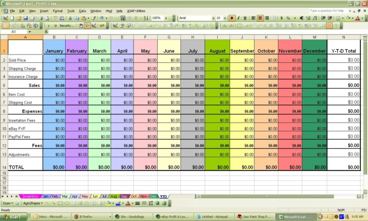 Medium Size of Excel Spreadsheet For Small Business How To Make A Budget Expenses Sheet Practice