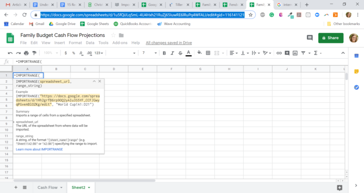 Medium Size of Expenses Spreadsheet Catering Excel For Importrange Google Sheets