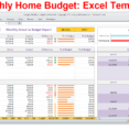 For Small Business How To Start A Budget Spreadsheet Free Template Management