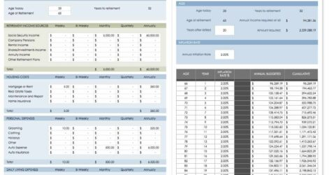 Free Business Ppt Templates Quarterly Review Template Financial Management Excel Download