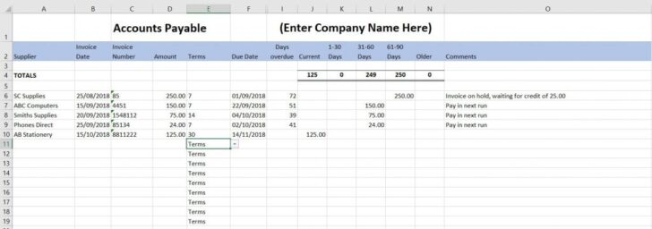 Medium Size of Free Excel Bookkeeping Templates Accounts Spreadsheets Small Business Spreadsheet Payable Uk