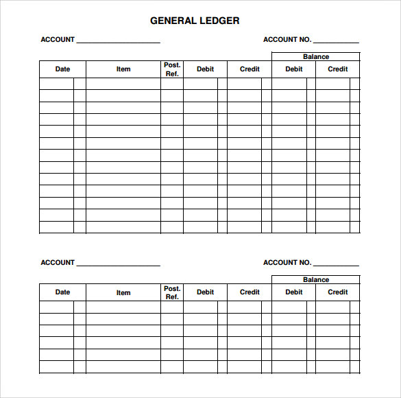 Full Size of Free Sample General Ledger In Pdf Bookkeeping Templates Template Comparison Essay Outline Spreadsheet