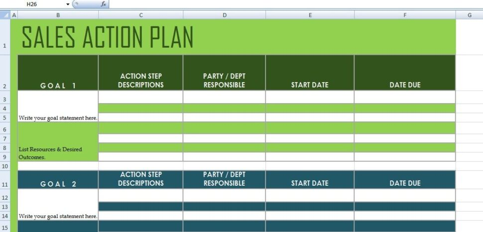 Large Size of Get Action Plan Template Simple Business Marketing Expense Tracker Spreadsheet Excel Sales Xls