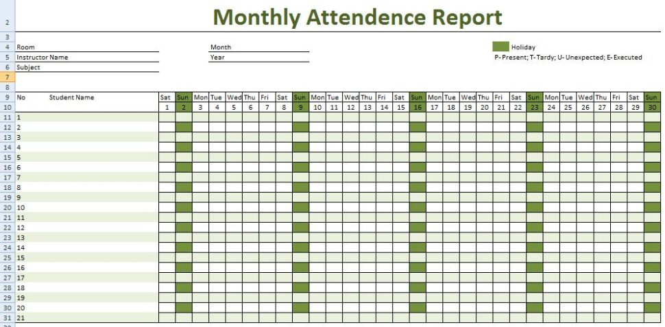 Large Size of Household Budget Spreadsheet Planner Template Accounts Payable Attendance Sheet In Excel