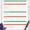 Thumbnail Size of Income And Expenses Template Sample Statement Simple Asset Spreadsheet Free Budget