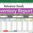 Inventory Management Excel Formulas Stock Control Template For Small Business Budget Spreadsheet