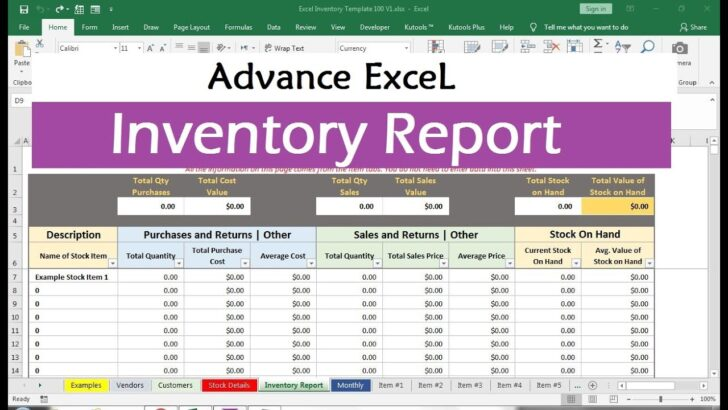 Medium Size of Inventory Management Excel Formulas Stock Control Template For Small Business Budget Spreadsheet