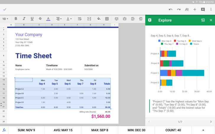 Medium Size of Inventory Spreadsheet Simple Projected Income Statement Template Free 3 Year Google Sheets App