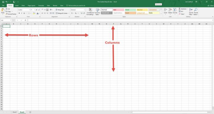 Medium Size of Is Microsoft Excel And Does It Do Spreadsheet Program Rowsandcolumns Timesheet Business