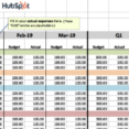 Microsoft Spreadsheet Templates Monthly Sales Tracking Printable For Template Advertising