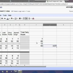Personal Budget Spreadsheet How To Make A Monthly Weekly Wedding Google Docs