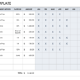 Thumbnail Size of Plan Financials Template Excel Free Business For Bands Google Sheets Work Schedule