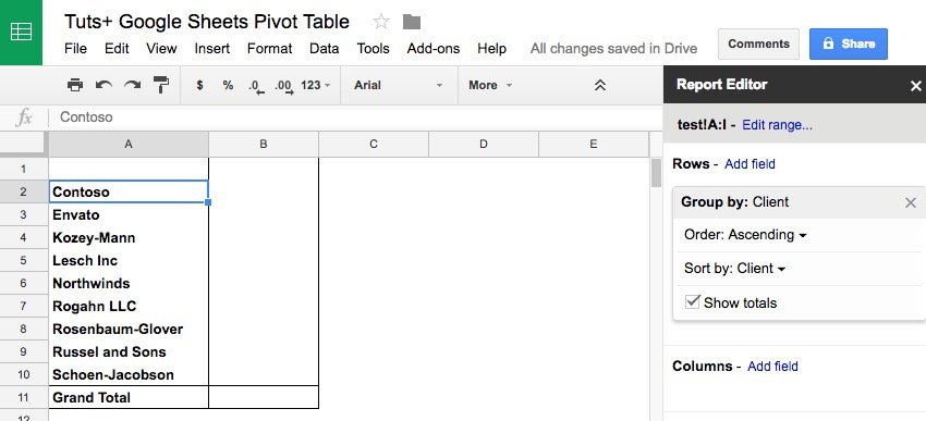Full Size of Production Cost Spreadsheet Restaurant Costs Food Google Sheet Pivot Table