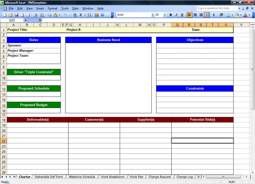Full Size of Project Management Spreadsheet Template 1