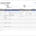 Thumbnail Size of Project Schedule Template Excel 10 Management Spreadsheet