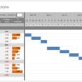 Thumbnail Size of Project Schedule Template Excel 9 Management Spreadsheet