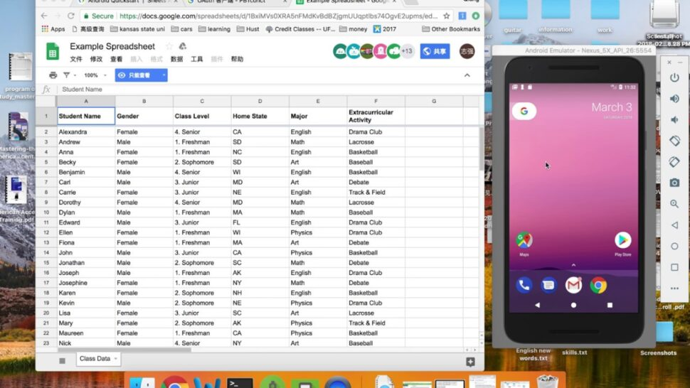 Large Size of Read Google Sheet Data On Android Studio Tutorial Part1 Use Spreadsheet As Database