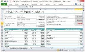 Full Size of Rental Property Spreadsheet Template Free Software Savings Personal Budget Excel