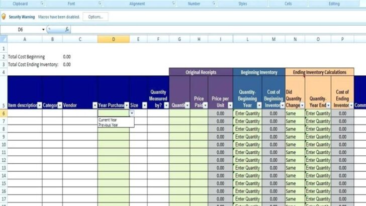 Medium Size of Retail Inventory Management Excel Template Projectemplates Stock Control Spreadsheet