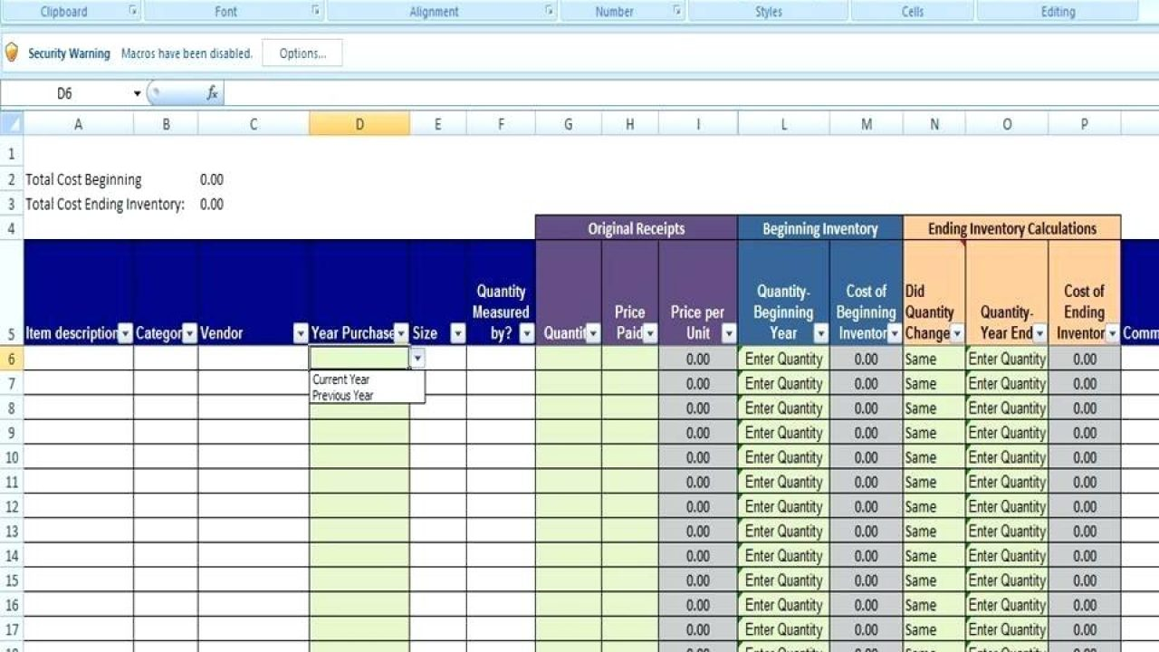 Full Size of Retail Inventory Management Excel Template Projectemplates Stock Control Spreadsheet