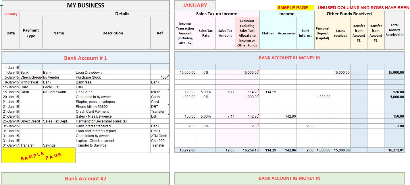 Full Size of Small Business Budget Template Free Moving Announcement Best Excel Income And Expense