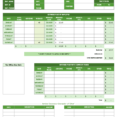Small Business Ppt Templates Newsletter Simple Template Expenses Spreadsheet Excel