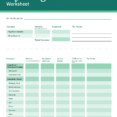Thumbnail Size of Spreadsheet Business Financial Planning Printable Budget Get Out Of Debt Sheet Template