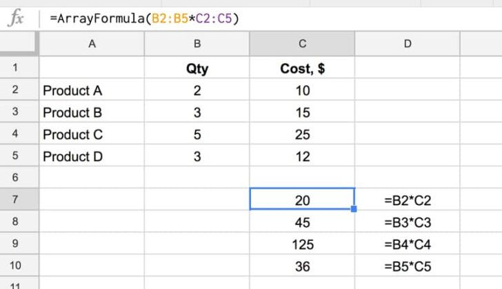Medium Size of Spreadsheet Data Entry Bakery Costing Most Software Also Includes Google Sheets Arrayformula